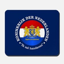 Kingdom of the Netherlands Mousepad