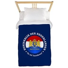 Kingdom of the Netherlands Twin Duvet
