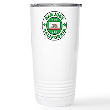 San Jose Travel Mug