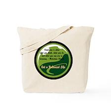 Get a Balanced Life month Tote Bag