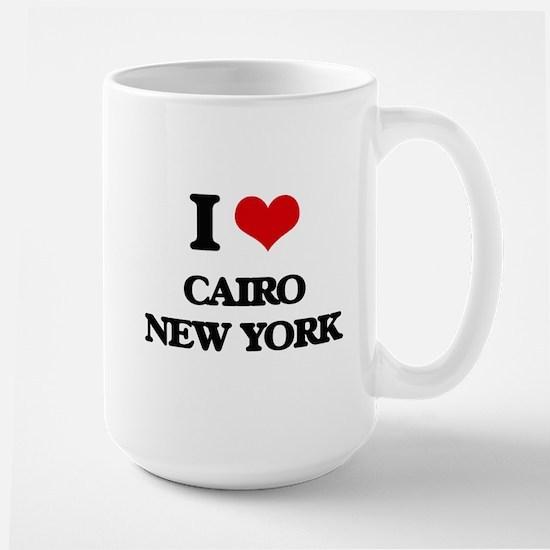 I love Cairo New York Mugs