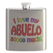I love my ABUELO soooo much! Flask