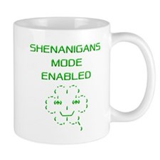 Shenanigans Mode Enabled Mug