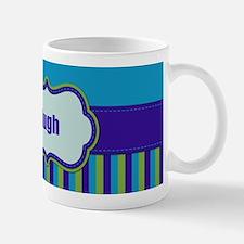 Stripes2015H3 Small Small Mug