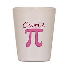 Cutie Pi Shot Glass