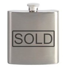 SOLD Flask