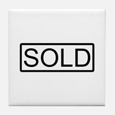 SOLD Tile Coaster