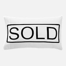 SOLD Pillow Case