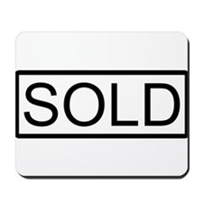SOLD Mousepad