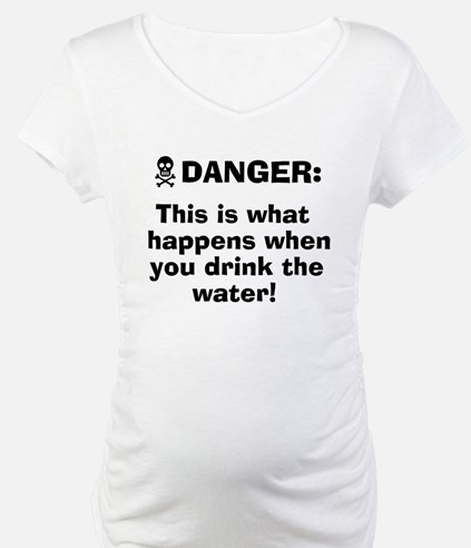 Danger Water Shirt