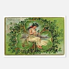 vintage St Patricks Day Postcards (Package of 8)