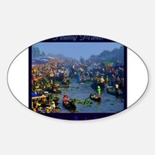 Floating Market Decal