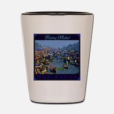 Floating Market Shot Glass