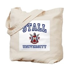 STALL University Tote Bag