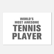 WORLDS MOST AWESOME Tennis Player-Akz gray 300 Pos