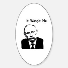 wasn't me Decal