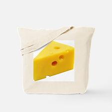 Cheese Wedge Tote Bag