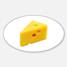 Cheese Wedge Decal
