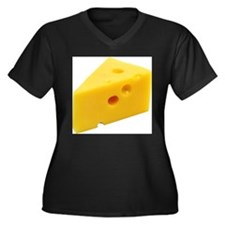 Cheese Wedge Plus Size T-Shirt