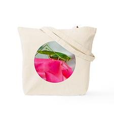 Helaine's Grasshopper Tote Bag