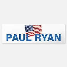 Paul Ryan 2016 Bumper Bumper Sticker