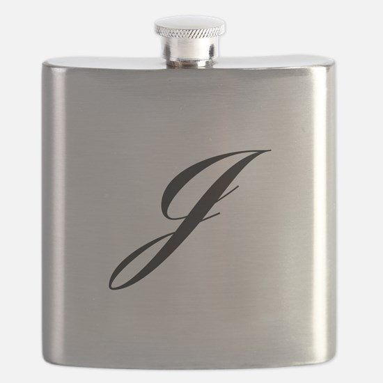J-Lou black Flask