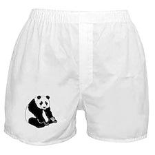 Giant Panda Boxer Shorts
