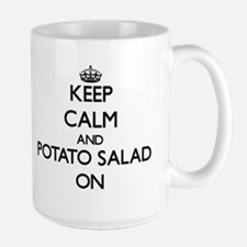 Keep calm and Potato Salad ON Mugs