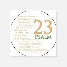 Psalm 23 Sticker