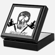 Buckshot Tattoo Machines Keepsake Box