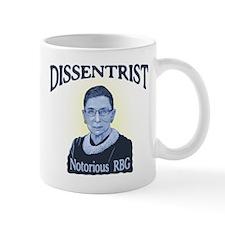 Notorious Dissenter Mug
