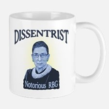 Notorious Dissenter Mug