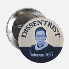 "Notorious Dissenter 2.25"" Button (10 pack)"