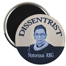 Notorious Dissenter Magnet