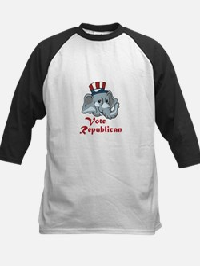 VOTE REPUBLICAN Baseball Jersey