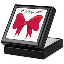 A Gift For You! Keepsake Box