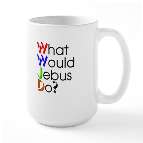 Large Mug of Jebus