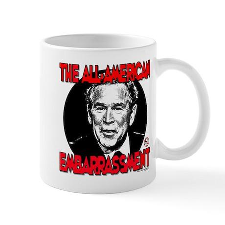 American Embarrasment Mug