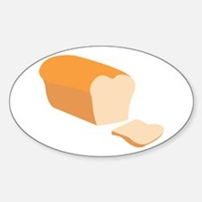Sliced Bread Decal