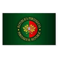 Portugal (rd) Decal