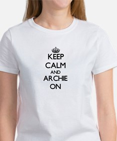 Keep Calm and Archie ON T-Shirt