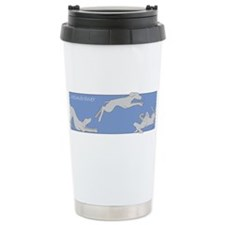 Cute Sporting dog Travel Mug