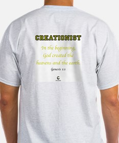 Creationist (YT) 2.0 - T-Shirt