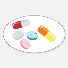 Mixed Pills Decal