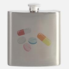 Mixed Pills Flask