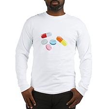 Mixed Pills Long Sleeve T-Shirt