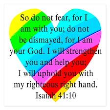 ISAIAH 41:10 Invitations