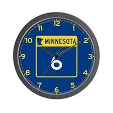 Trunk Highway 6, Minnesota Wall Clock
