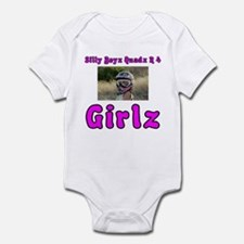 Cute Atv Infant Bodysuit
