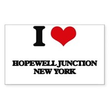 I love Hopewell Junction New York Decal